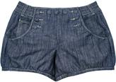 denim Tawny shorts