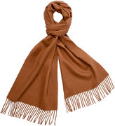 One Kings Lane Alpaca Wool Solid Scarf, Nubuck