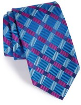 Robert Talbott Men's Plaid Silk Tie