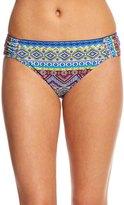 LaBlanca La Blanca Tapmastery Side Shirred Hipster Bikini Bottom 8154690