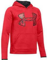 Under Armour Boys' Armour Fleece Big Logo Hoodie