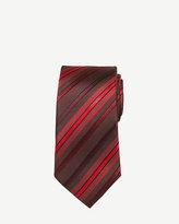 Le Château Stripe Silk Tie