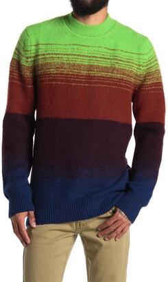 Scotch & Soda Lot 22 Multi Tone Degrad Knit Pullover