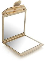 Danielle Danilelle Square Compact Mirror Model No. D463 (Gold)