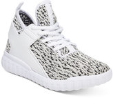Wanted Hiphop Lace-Up Flyknit Sneakers