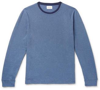 Oliver Spencer Serra Striped Organic Cotton-Jersey T-Shirt