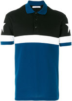 Givenchy striped polo shirt