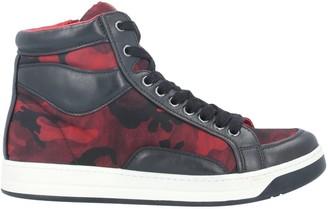 Prada Linea Rossa High-tops & sneakers