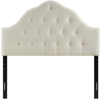 Modway Sovereign Queen Upholstered Fabric Headboard
