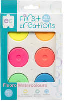 Educational Colours Fluoro Watercolours 6 pack