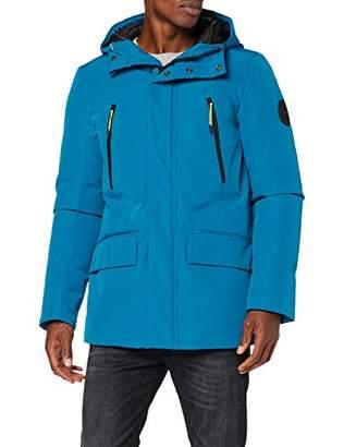 Tom Tailor Men's Funktions Jacket, (Black 29999)