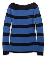 Tommy Hilfiger Women's Striped Sweater