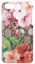 Gucci Gg Blooms Iphone 7 Case - None