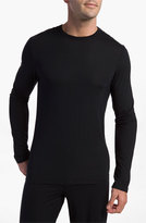 Calvin Klein Men's 'U1139' Micromodal Long Sleeve T-Shirt