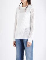Paige Amory wool-blend jumper