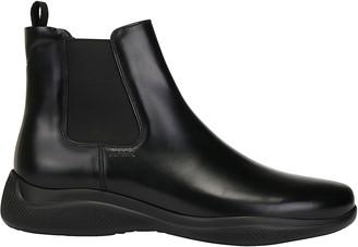 Prada Chelsea Ankle Boots