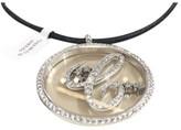 Chopard 18K White Gold Diamonds Necklace