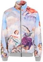 Moschino OFFICIAL STORE Zip sweatshirt