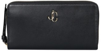 Jimmy Choo Pipe Wallet