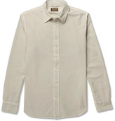 Jean Shop Pete Cotton-Twill Shirt