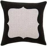 Framed Pindot Pillow