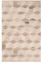 Jaipur Pyramid Blocks Wool Rug