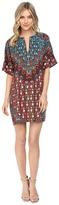 Mara Hoffman Rug Tencel Tunic Dress