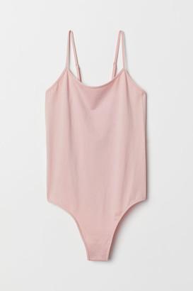 H&M Smoothing seamless thong body