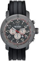 TW Steel Men's TW613 Quartz Chronograph Dial Stainless Steel Case Titanium Steel Case Watch