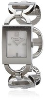 Christian Dior Pre-owned: Stainless Steel Malice Square.