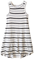 Splendid Littles Striped Mesh Dress (Toddler)