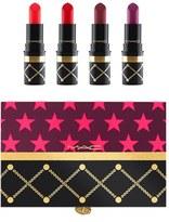 M·A·C MAC Nutcracker Sweet Red Mini Lipstick Kit - Red