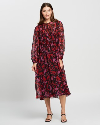Mng Floralis Dress