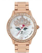 Betsey Johnson Princess Kitty Watch