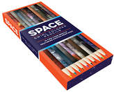 Chronicle Books Space Swirl Colour Pencils, Pack of 10