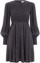 Zimmermann Shirred Mini Dress