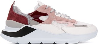 D.A.T.E Panelled Sneakers