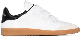 Isabel Marant Velcro Strap Sneakers