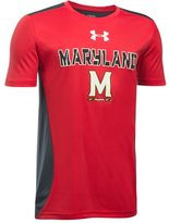 Under Armour Boys' Maryland UA TechTM CB T-Shirt