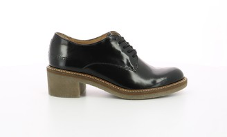 Kickers Oxyby Heeled Leather Brogues