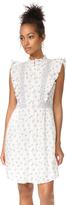 Rebecca Taylor Sleeveless Breeze Print Dress