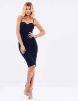 Adianna Dress - Navy