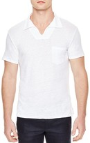 Sandro Odyssee Knit Slim Fit Polo