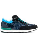 Pollini glitter sneakers