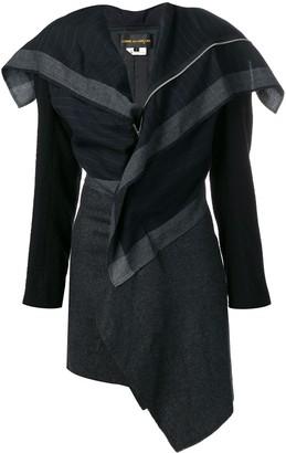 Comme Des Garçons Pre-Owned 2000's Stripe Coat
