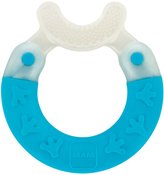 Mam Bite and Brush Teether - Blue - 3+ Months