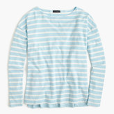 J.Crew Deck-striped T-shirt