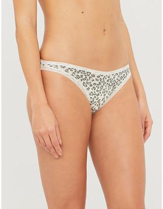 Calvin Klein Bottoms Up stretch-jersey bikini briefs