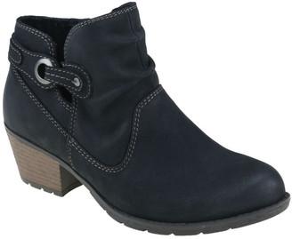 Planet Shoes Hale Black Boot