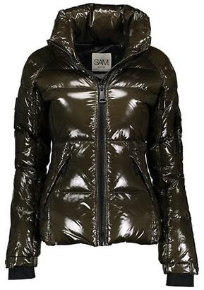 SAM. Freestyle Down Nylon Puffer Jacket